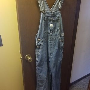 Riveted Jean Overalls by Lee